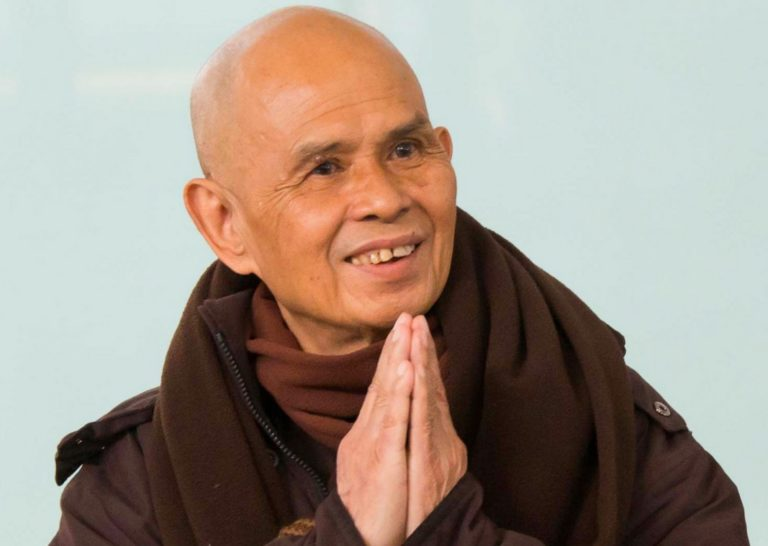 THICH NHAT HANH, MAESTRO DI PACE