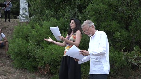 Il video del Barone Rampante realizzato alla Prima nazionale all'isola d'Elba