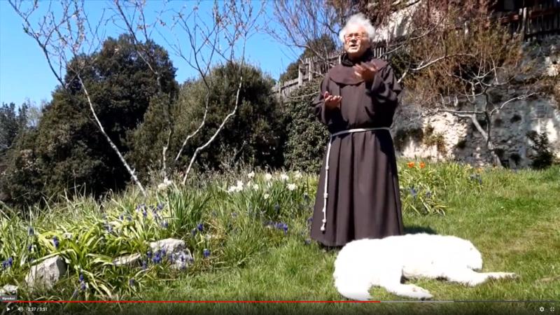 Il Cantico delle creature, una piccola storia, il respiro di Francesco