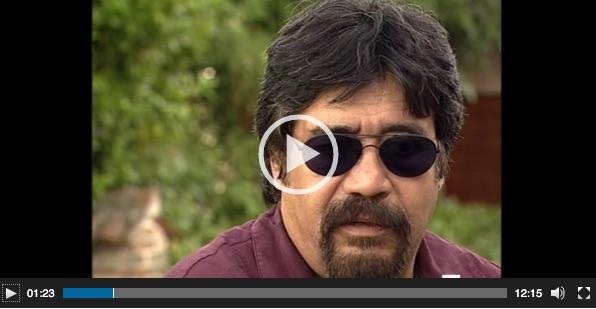 """Luis Sepulveda (2003): """"Andare da nessun posto a nessun posto"""""""