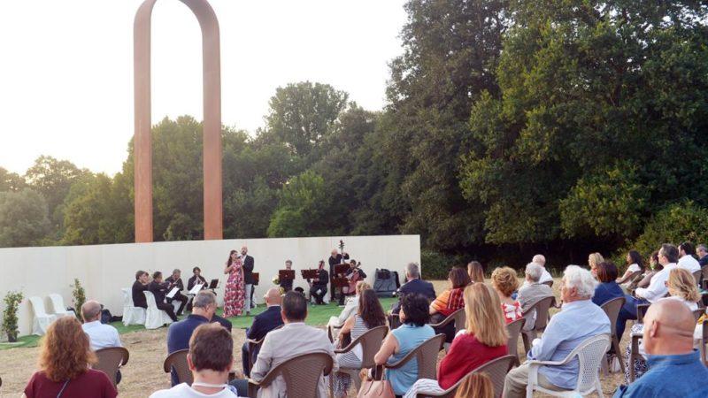 Nel Parco di Vejo una Prima con i musicisti del Teatro dell'Opera