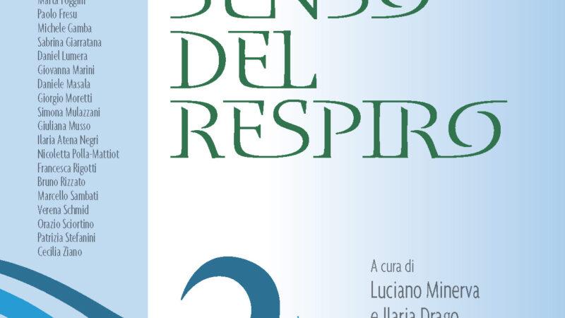 """""""Il senso del respiro"""" in libreria il 24 settembre, edito da Castelvecchi"""