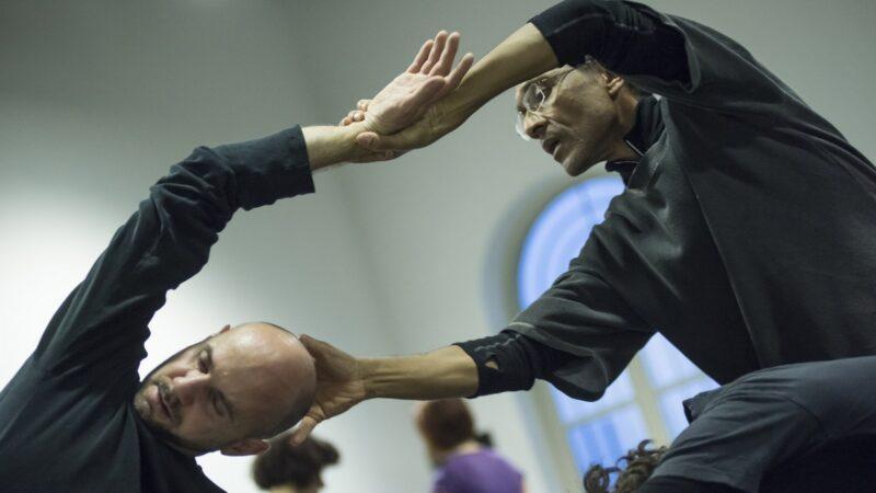 Un uomo che danza: Claude Coldy