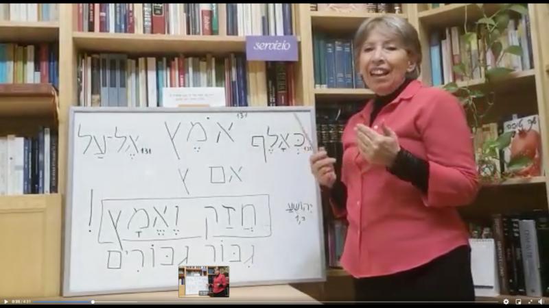 Respiro e Anima nelle radici delle parole ebraiche. Il capitolo di Hora Aboav