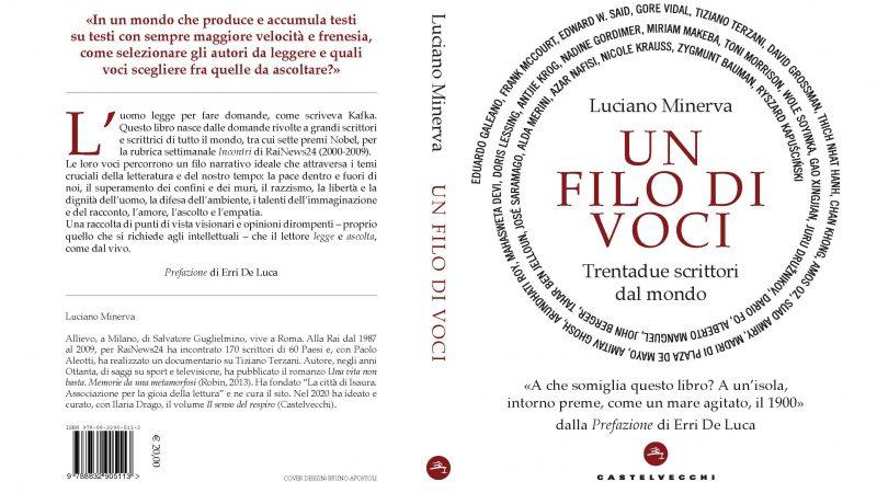 In un libro nove anni di incontri con la letteratura del mondo